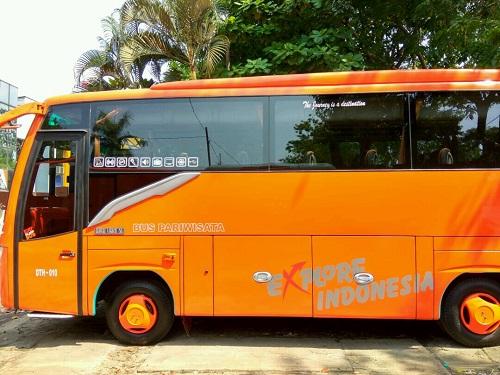 Rejeki Baru Pariwisata Bus