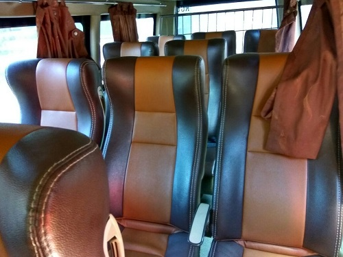 Xtrans Bus Seats