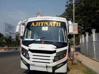 Hire Ajitnath Travels Pvt.Ltd. Bus