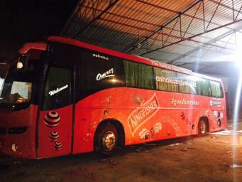 Hire Ashoka Travels Bus