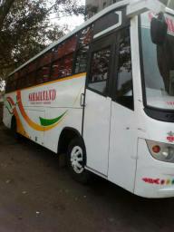 Hire Sahajanand Travels Bus