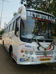 Hire Sri Tirumala Travels Bus