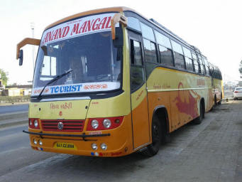 Hire Anand Mangal Tours and Travels Bus