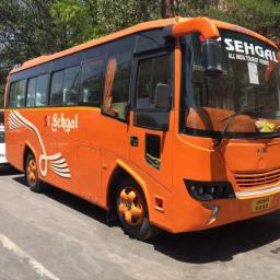 Minibus Hire in Delhi, Rent 15,18, 21, 25 Seater - redBus