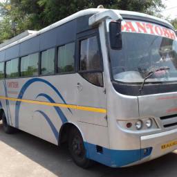 Hire Jyoti Travels Mumbai Bus