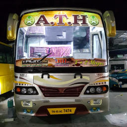 Hire ATH Bus Service and Travels Bus
