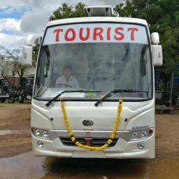 Hire Navbharat Holidays Bus