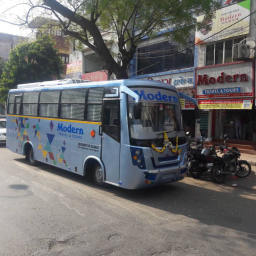 Hire Modern Travel and Tours Bus