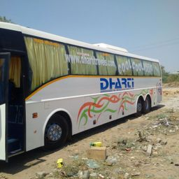 Hire Dharti Travels Bus