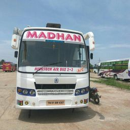 Hire Madhan Travels Bus