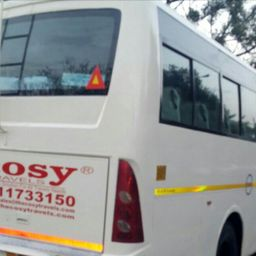 Hire Cosy Travels Bus