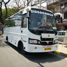 Hire Siddaganga Travels Bus