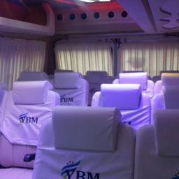 Hire YBM Travels Bus