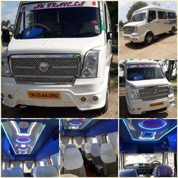 Hire AK Travels Bus