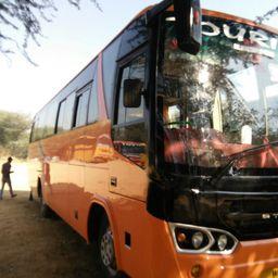 Hire Modi Transport Company Bus