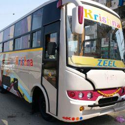 Hire Shree Krishna Tourism Bus