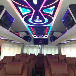 Hire Darshan Tours and Travels Bus