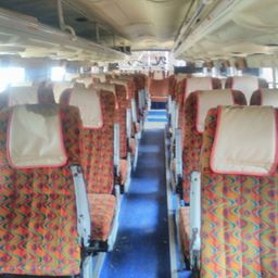 Hire National Travels Bus