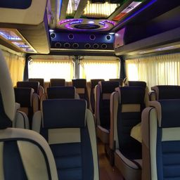 Hire MMM Tours & Travels Bus