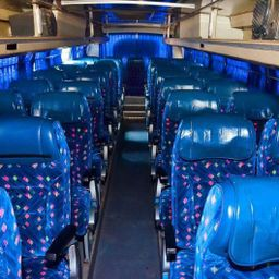 Hire Jain Travels Bus