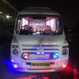 Hire Tamilan Travels Bus