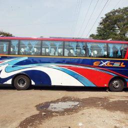 Hire 40 Seater Eicher  A/C Bus in Mumbai