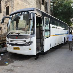 Hire Prince Travel Services Bus