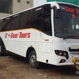 Hire 6th Gear Tours And Travels Bus