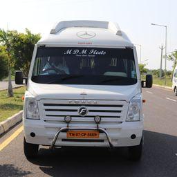 Hire MBC Fleets Tours & Travels Bus