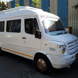 Hire 12 Seater Force Motors  A/C Bus in Chennai