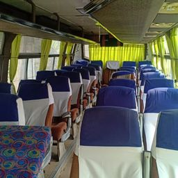 Hire Bharathi Tours and Travels Bus