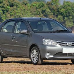 Hire 4 Seater Toyota Etios Cross A/C Bus in Bangalore