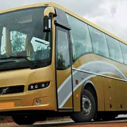 Hire 49 Seater Volvo  A/C Bus in Bangalore