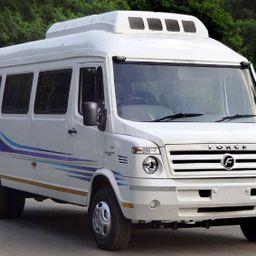 12 Seater Tempo Traveller Rental Service