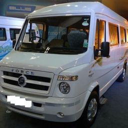Hire 16 Seater Force Motors  A/C Bus in Delhi NCR