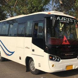 Hire 41 Seater TATA  A/C Bus in Delhi NCR
