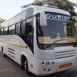 Hire 52 Seater Volvo  A/C Bus in Mumbai