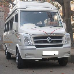 Hire 9 Seater Force Motors  A/C Bus in Delhi NCR