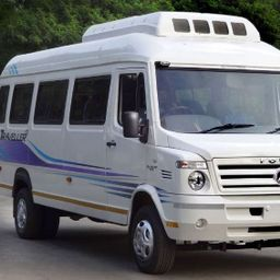 Hire 18 Seater Force Motors  A/C Bus in Chennai