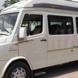 Hire 12 Seater Force Motors  A/C Bus in Coimbatore