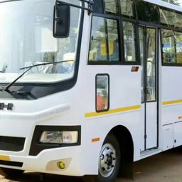 Hire 25 Seater Eicher  A/C Bus in Ahmedabad