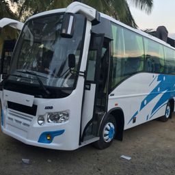Hire 29 Seater TATA  A/C Bus in Ahmedabad