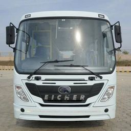 Hire 33 Seater Eicher  A/C Bus in Bangalore