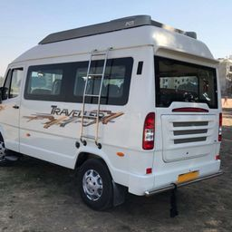 Hire 11 Seater PKN  A/C Bus in Ahmedabad