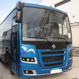 Hire 40 Seater Ashok Leyland  A/C Bus in Bangalore