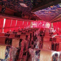 Hire 56 Seater TATA  A/C Bus in Kolkata