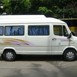 Hire 14 Seater Force Motors  A/C Bus in Coimbatore