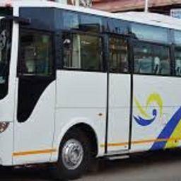 Hire 41 Seater Ashok Leyland   Bus in Pune
