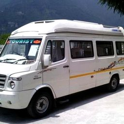 Hire 16 Seater Force Motors   Bus in Pune
