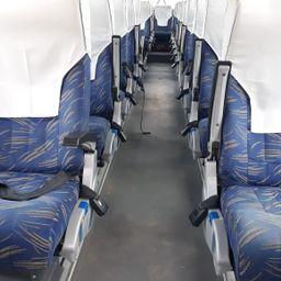 Hire 45 Seater Volvo  A/C Bus in Delhi NCR